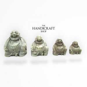 The Handicradt Store - White Marble Buddha