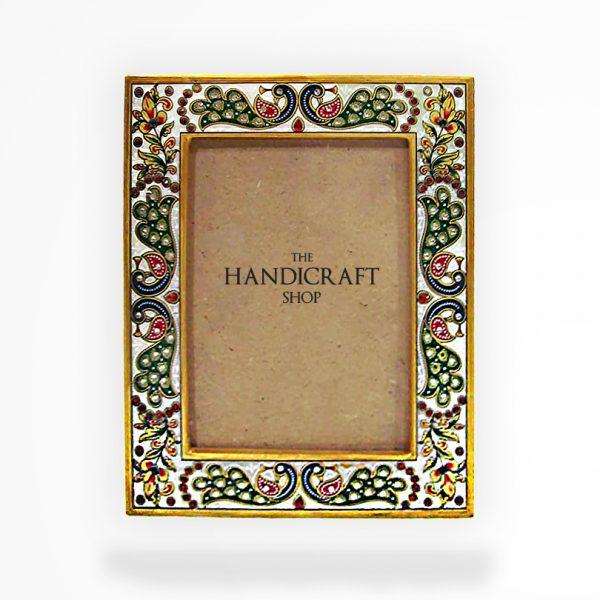 Marble Photo Frame - The Handicraft Shop