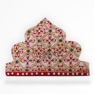 Marble Tissue / Napkin Holder - The Handicraft Shop